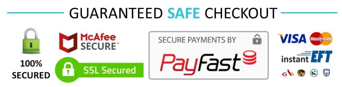 Guaranteed-safe - checkout
